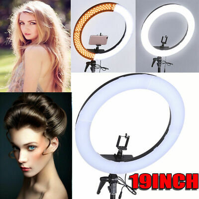 High-tech 19 inch shooting ring light self-portrait camera makeup beauty shot