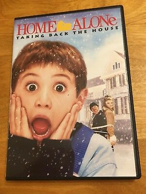 Home Alone Taking Back The House Dvd 2003 Fullscreen And Widescreen