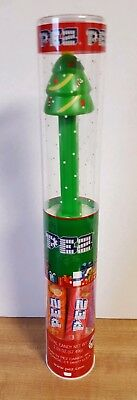 Christmas Tree Pez New in Tube with Candy  2018