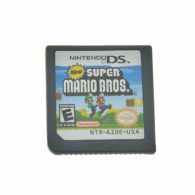 Nintendo DS New Super Mario Bros Version GAME Card for DS 3DS NDS DSL