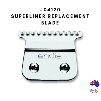 Andis Professional #04120 SUPERLINER Replacement Blade(AUS-SELLER/FAST SHIPPING)