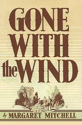 Gone With the Wind by Mitchell, Margaret