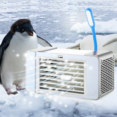 3 in 1 Portable Air Cooler Conditioner NEW Cool Cooling For Bedroom Mini Fan AU
