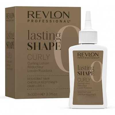 REVLON Lasting Shape Curly Curling Lotion 100ml Capelli Resistenti