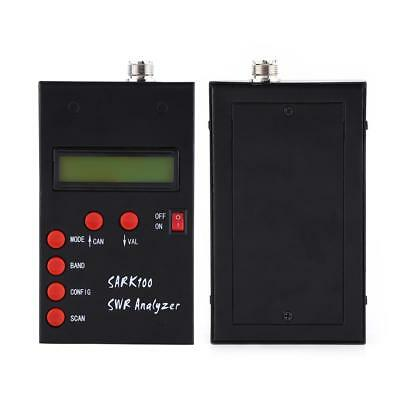 1-60MHz Sark100 HF RF ANT SWR Antenna Analyzer Meter Bluetooth Android APP