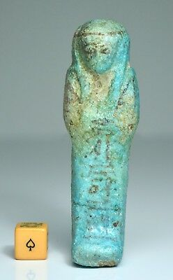 Ancient Egyptian Shabti for Nes-ankhef-en-maat - 21st Dynasty
