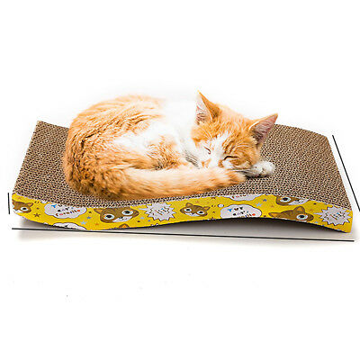 Multi-type Cat Scratch Board Corrugated Paper Durable Protector Pad Pet Supplies