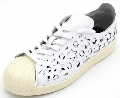 sports shoes 5a20f ef7e2 Adidas Donna Sarpa Sneaker Casual Tempo Libero Bb2129 Superstar 80S Cut Out  W