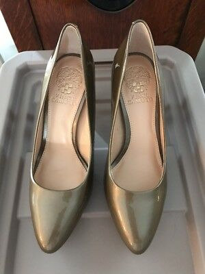 3f76aeba43 Vince Camuto PATINA COLOR Patent Leather Pump Women's size 6 1/2 M - NEW