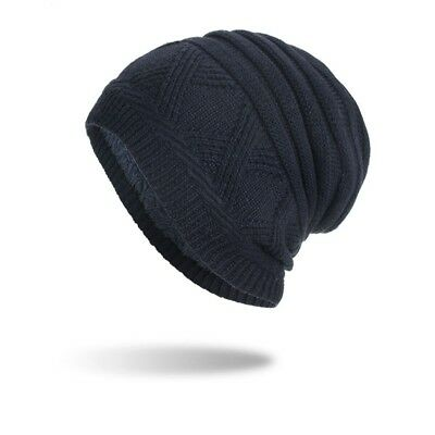 Winter Hat Unisex Skullies & Beanies Knitting Cap Hats Gorro Mens Knit Beanies