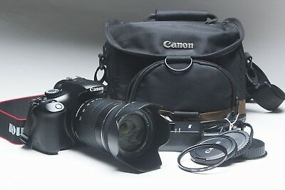 Canon EOS 1100D - 18-135mm IS - Sac - 52 click !!