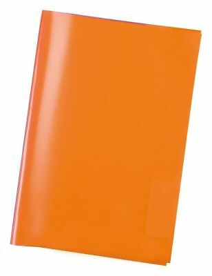 HERMA Heftschoner 7494 - DIN A4 - Orange transparent - 4 Stück