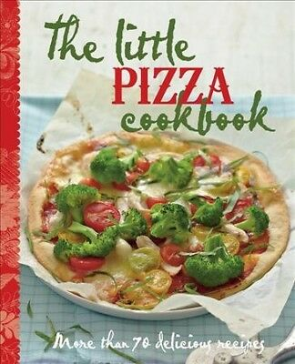 Little Pizza Cookbook, Hardcover by Murdoch Books (COR), Brand New, Free ship...