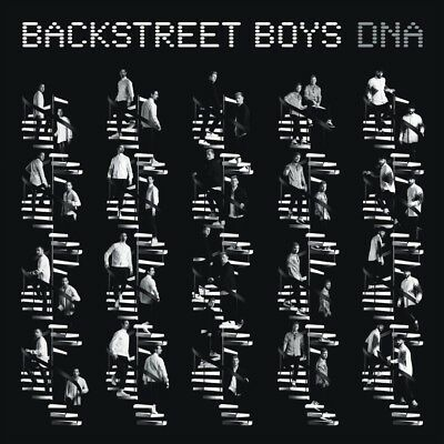 Backstreet Boys -  DNA CD NEU & OVP