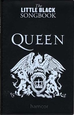 Queen The Little Black Songbook Guitar Chords & Lyrics Music Song Book