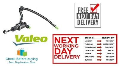 Brand New Valeo Clutch Master Cylinder for Vauxhall Movano B 2010 > Onwards