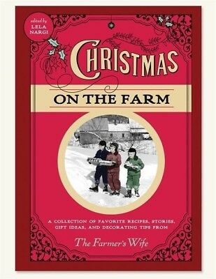 Victorian Trading Co Christmas on the Farm Recipe Decorating Advice Book