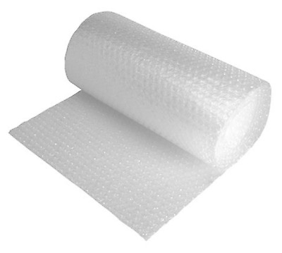 """50 Foot LARGE Bubble Wrap Roll 12"""" Wide! 1/2"""" Bubbles! Perforated Every Foot"""