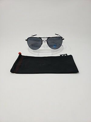 3d4e5528f1 Oakley Tailpin OO4086-05 Sunglasses Gunmetal Gray Polarized 100% AUTHENTIC