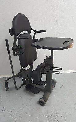 """Adult Easystand Evolv Standing Frame For Wheelchair Users,up To 280 Lbs, 6' 5""""."""