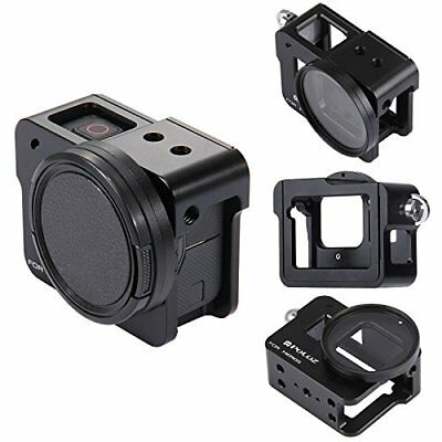GoPro Hero 7 / 6 / 5 Housing Shell Case CNC Aluminum Alloy Protective Cage Cover
