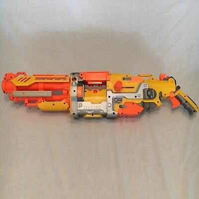 Nerf Havok Fire EBF-25 Elite Gun Blaster N-Strike Havoc / Gun ONLY / Tested