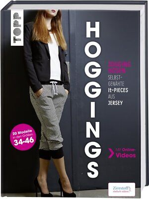 Hoggings Jogginghosen - selbstgenähte It-Pieces aus Jersey. 20 Modelle in den Gr
