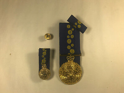 Medal of the Order of Australia set