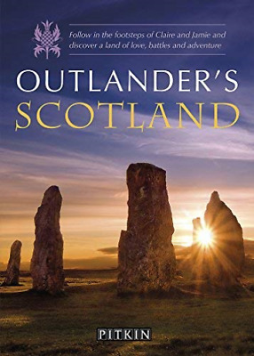 Phoebe Taplin-Outlander`S Guide To Scotland (UK IMPORT) BOOK NEW