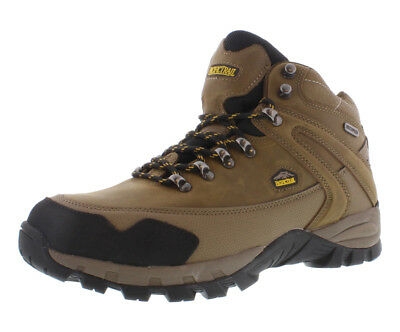 1d195d85fb3 NEW! PACIFIC TRAIL Men's Rainier Hiking Boots Chocolate Size:9.5 ...