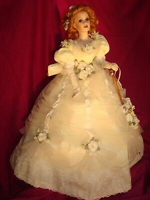 Suzanna Rae a Maryse Nicole Limited Edition Collector Doll for Franklin Mint