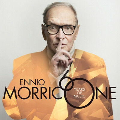 Ennio Morricone - Morricone 60 Years Of Music 1Cd Brand New Sealed