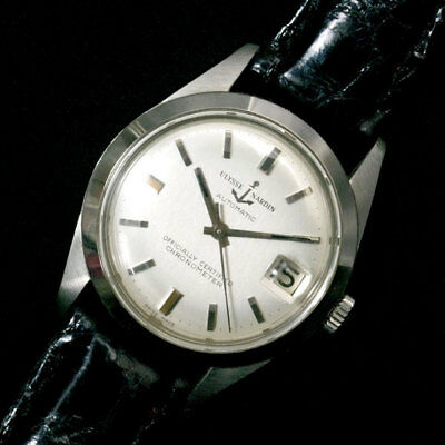 Ulysse Nardin AUTOMATIC Wrist watch Vintage Excellent condition Used from japan