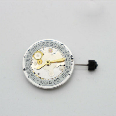 Clone eta 2824 automatic movement silver color For asian shanghai 2824