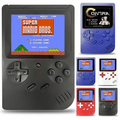 "3.0"" Retro FC Mini TV Handheld Game Console Built-in 500 Games Pocket Consoles"