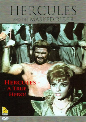 Various-Hercules And The Masked Rider (UK IMPORT) DVD NEW