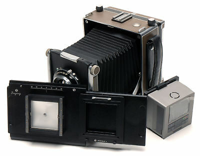 Moveable Adapter For Hasselblad V Back To Linhof Sinar Toyo Wista Horseman 4x5