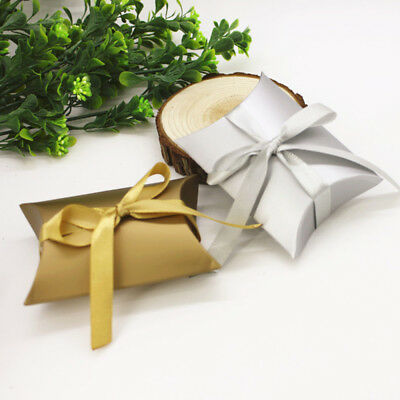 10-100PCS Small Kraft Paper Box Candy Sweets Gift Box Wedding Party Gift Favor