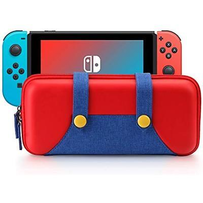For Nintendo Switch Protective Storage Mario Bag Accessories Carrying Case Gifts
