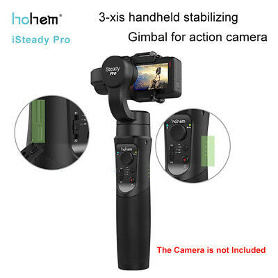 iSteady Pro Handheld 3-Axis Gimbal Stabilizer for Action Camera / GoPro Hero Cam