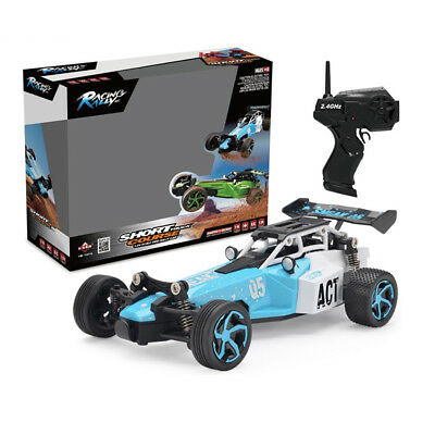 2.4G RC Car 4WD F1 Formula Racing Charging High-speed Drift Children Toys Gifts