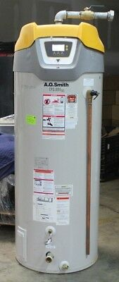 A.O. Smith Cyclone X: Water Heater BTH 199 100 100Gal 199900BTU Natural Gas