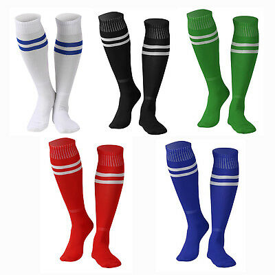 Sports Football Plain Socks Rugby Hockey Soccer Free Delivery Mens Womens Kids
