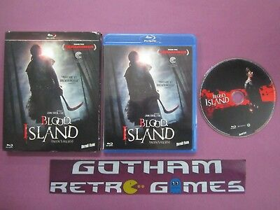 Blood Island Pelicula En Blu-Ray