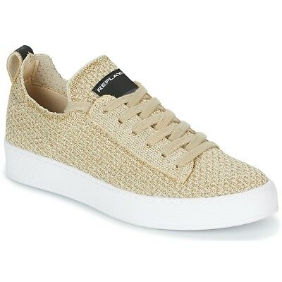 timeless design 064a0 db8d5 SNEAKERS Scarpe donna Replay EXTRA Bianco 11321212 - EUR 79 ...