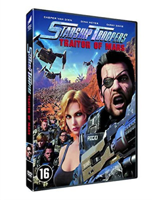 Starship Troopers - Traitor Of Mars - (UK IMPORT) DVD NEW