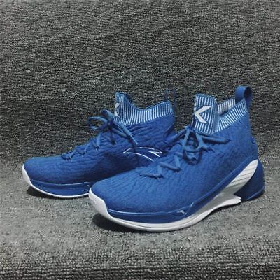 a7ccd2b8047 ANTA KLAY THOMPSON 2018 KT4 Away Men Size 6.5-12.5 Basketball shoes ...