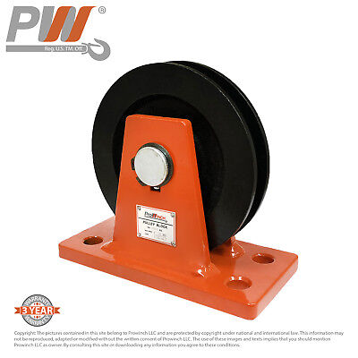 ProWinch Wire Rope Pulley 2 Ton 12mm rope