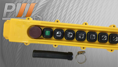 ProWinch 6 Buttons dual speed + Emergency Stop