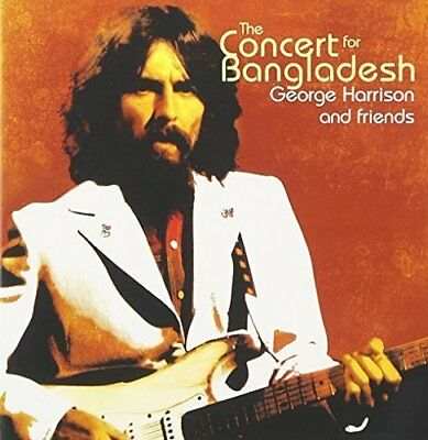 2CD   George Harrison - The Concert For Bangladesh [2 CD] in JEWEL CASE